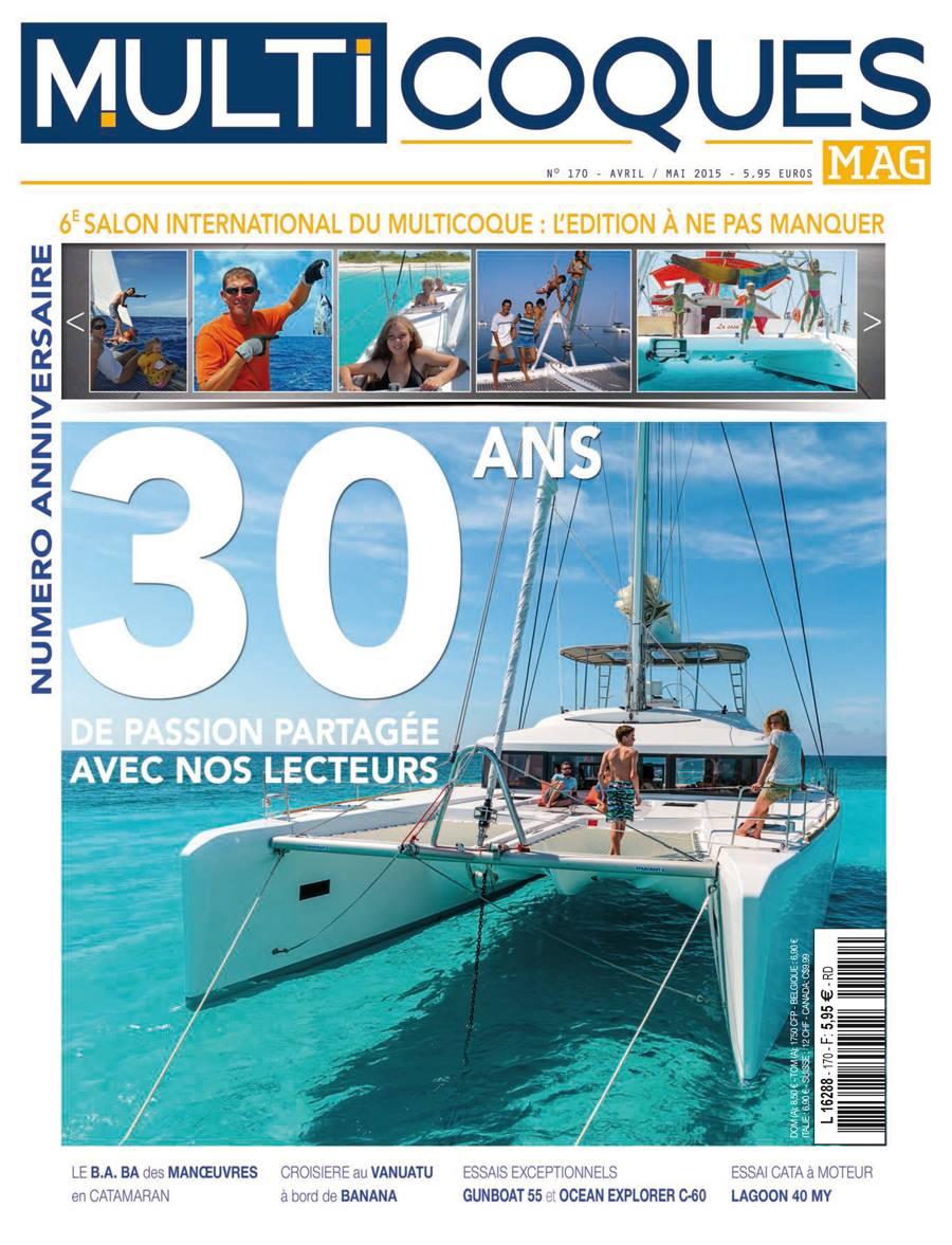 Multicoques Magazine